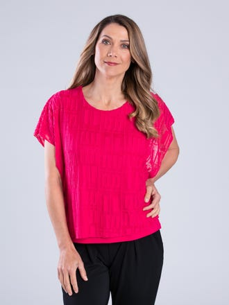 Salal Layered Top