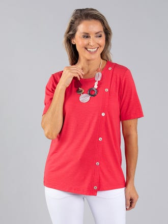 Spin Button Top