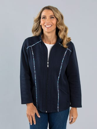Carrier Snowy Mt Fleece Jacket