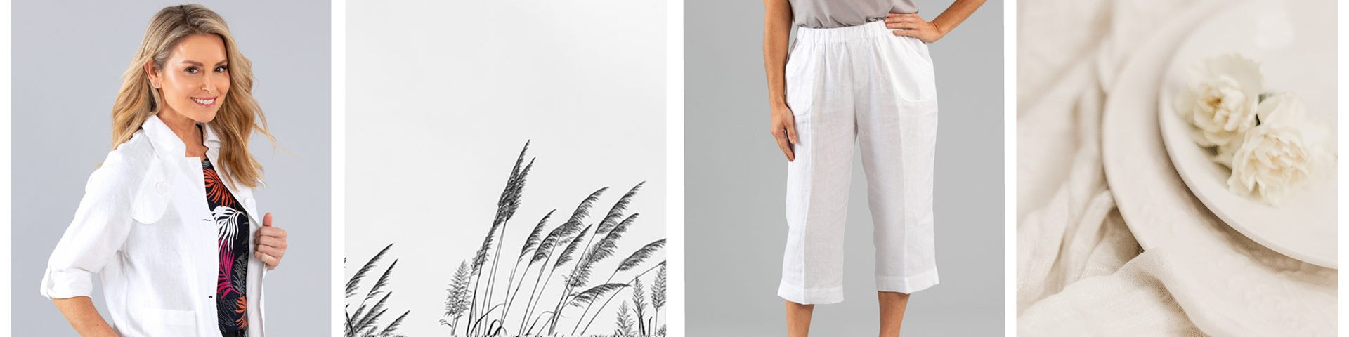 Why We Love Linen